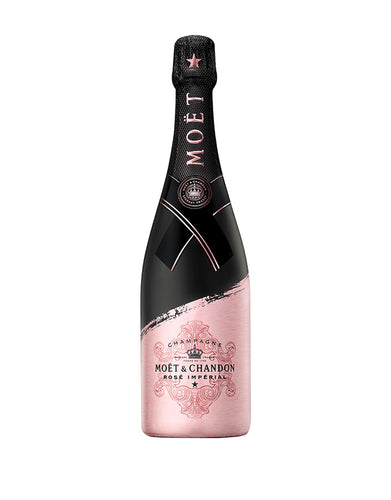 Moët & Chandon Rosé Impérial Signature Bottle
