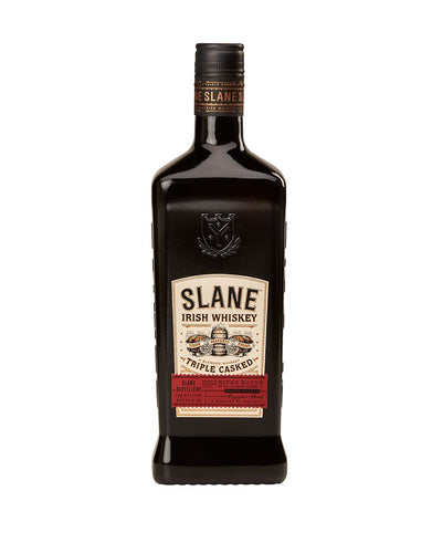 Slane Irish Whiskey bottle