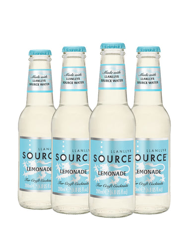 Llanllyr SOURCE Lemonade (24 pack)