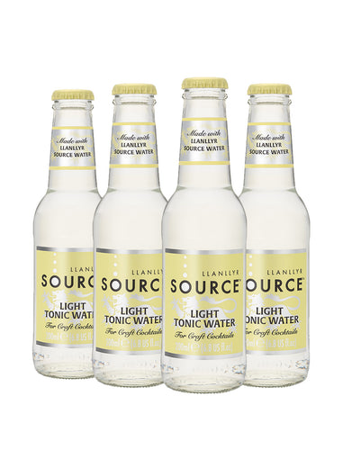Llanllyr SOURCE Light Tonic (24 pack)