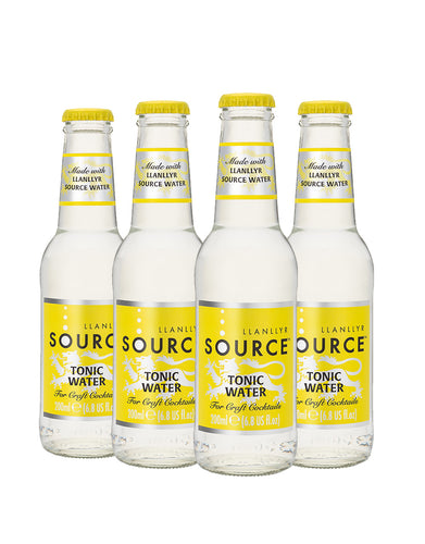 Llanllyr SOURCE Tonic Water (24 pack)