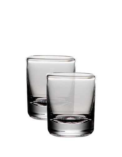 Simon Pearce Ascutney Double Old-Fashioned Set In A Gift Box (Set of 2)