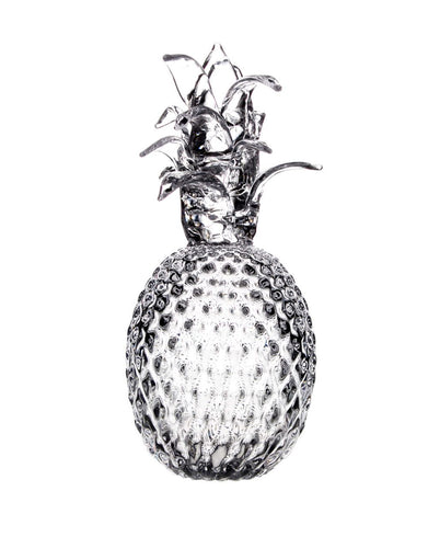Simon Pearce Glass Pineapple