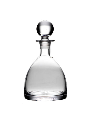Simon Pearce Rye Glass Decanter