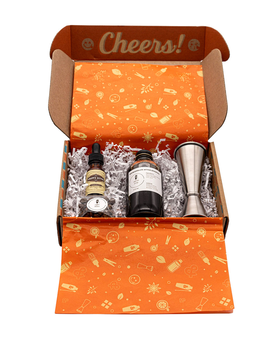 Load image into Gallery viewer, Santa Teresa 1796 La Trova Old Fashioned Cocktail Kit in box