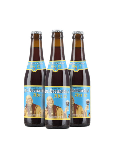 St. Bernardus Abt 12 (Set of 3)