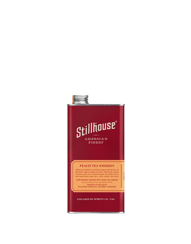 Stillhouse Peach Tea Whiskey 375ML