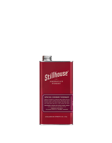 Stillhouse Spiced Cherry Whiskey 375ML
