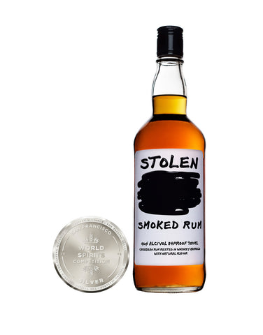 Load image into Gallery viewer, Stolen Smoked Rum