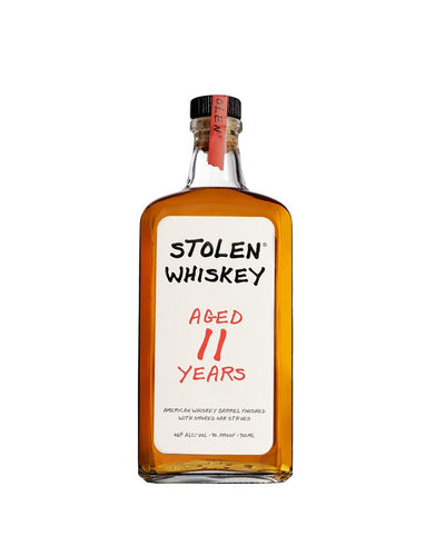 Stolen American Whiskey 11 Years Old