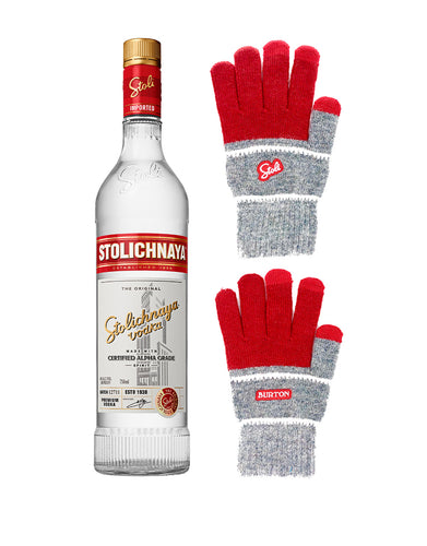 Stoli® Premium with Gloves