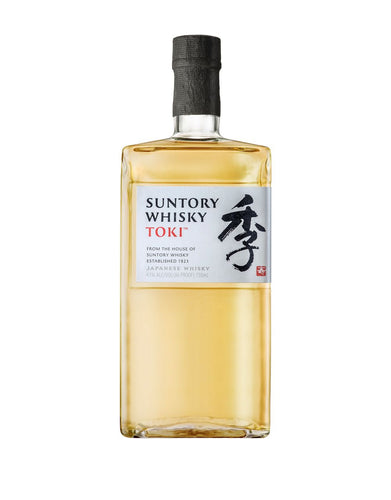 Suntory Whisky Toki™ Japanese Whisky bottle
