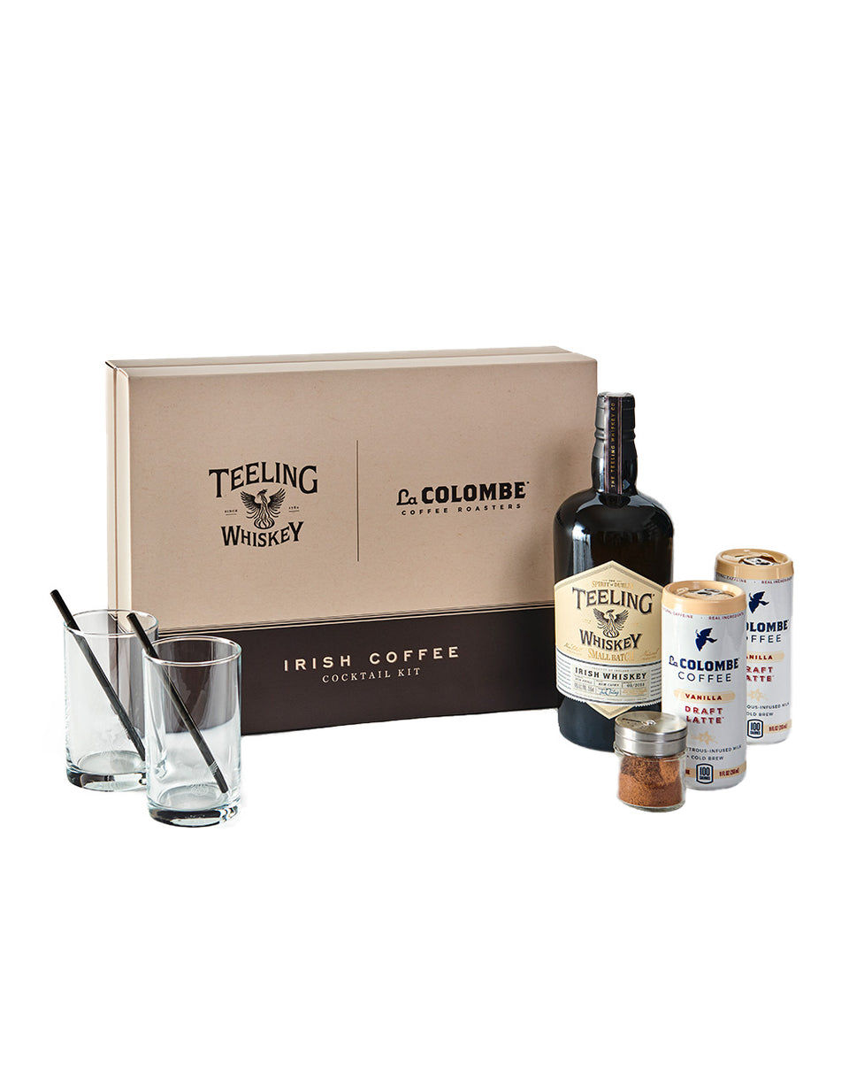 Load image into Gallery viewer, Teeling Whiskey x La Colombe Irish Coffee Kit