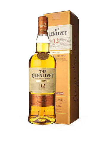 The Glenlivet 12YO First Fill