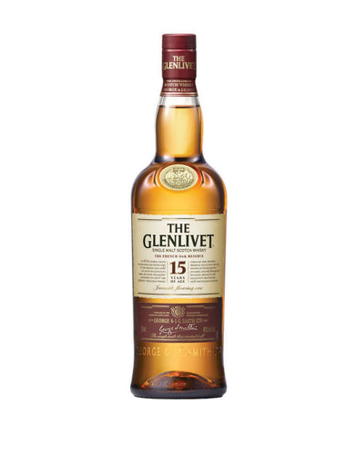 The Glenlivet 15 Year Old
