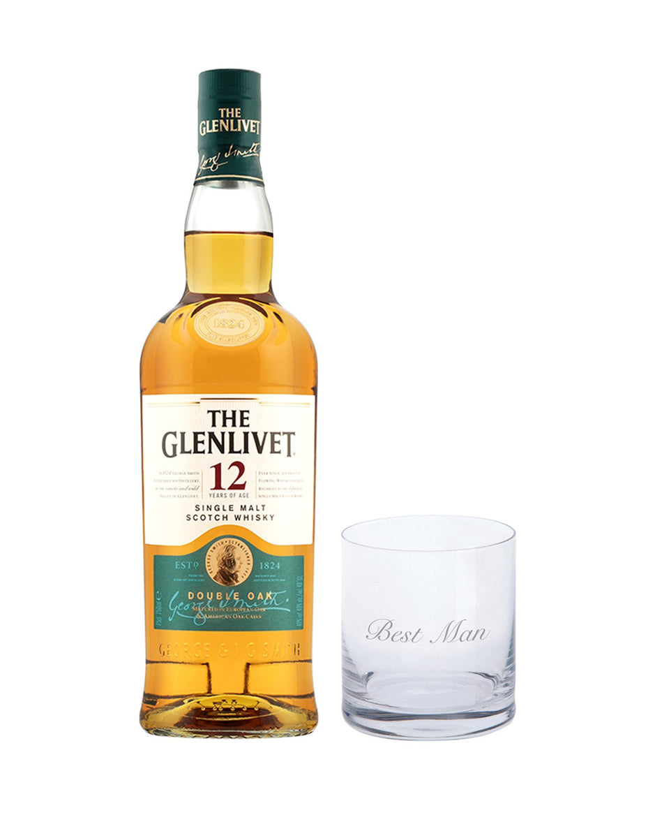 The Glenlivet 12 Year Old with Dartington