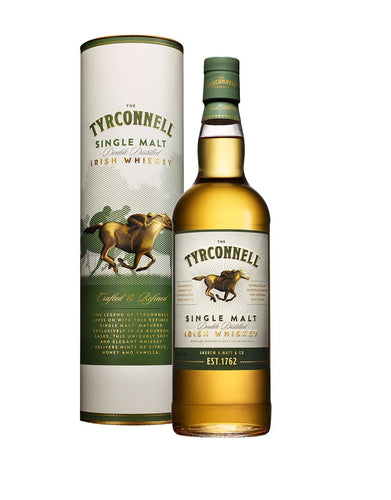 The Tyrconnell® Single Malt Irish Whiskey