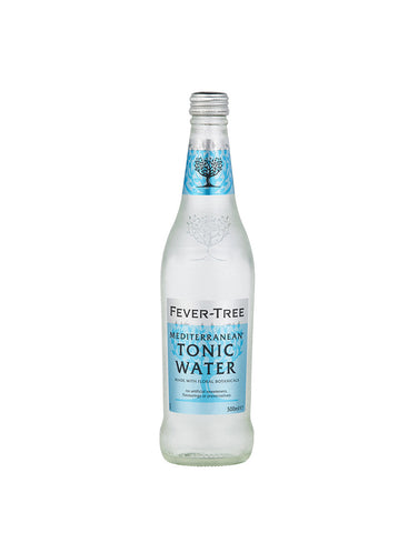Fever-Tree Mediterranean Tonic Water (500ml)