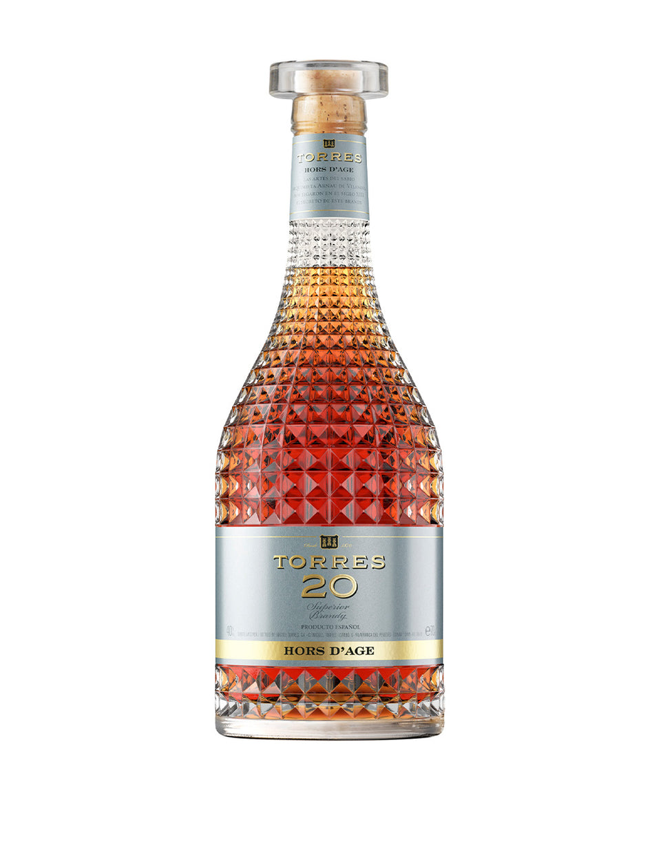 Load image into Gallery viewer, Torres 20 Brandy bottle