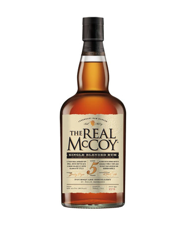 The Real McCoy 5 Year Aged Rum