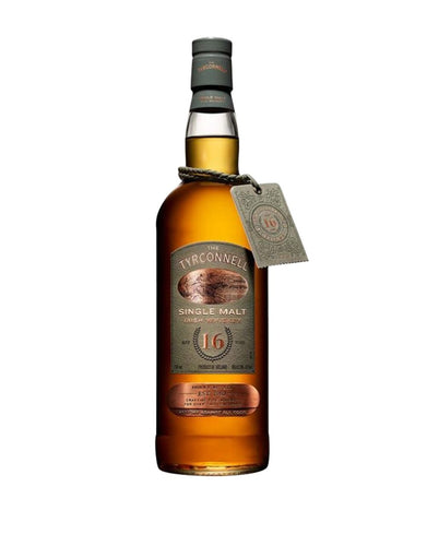 The Tyrconnell® 16 Year Single Malt Irish Whiskey