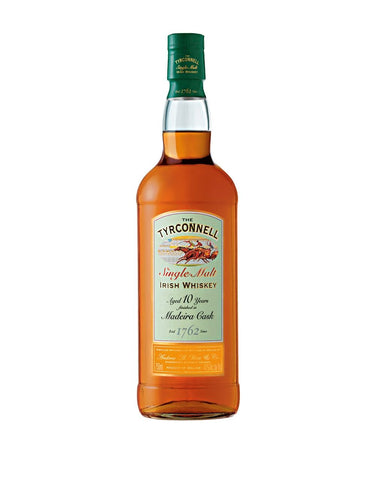 The Tyrconnell® 10 Year Single Malt Irish Whiskey, Madeira Cask Finish