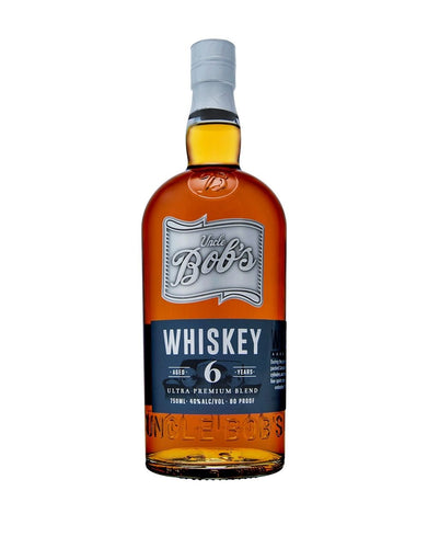 Uncle Bob's Whiskey 6