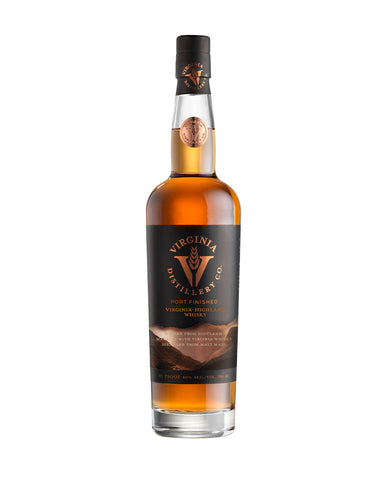 Virginia-Highland Whisky Port Cask Finished