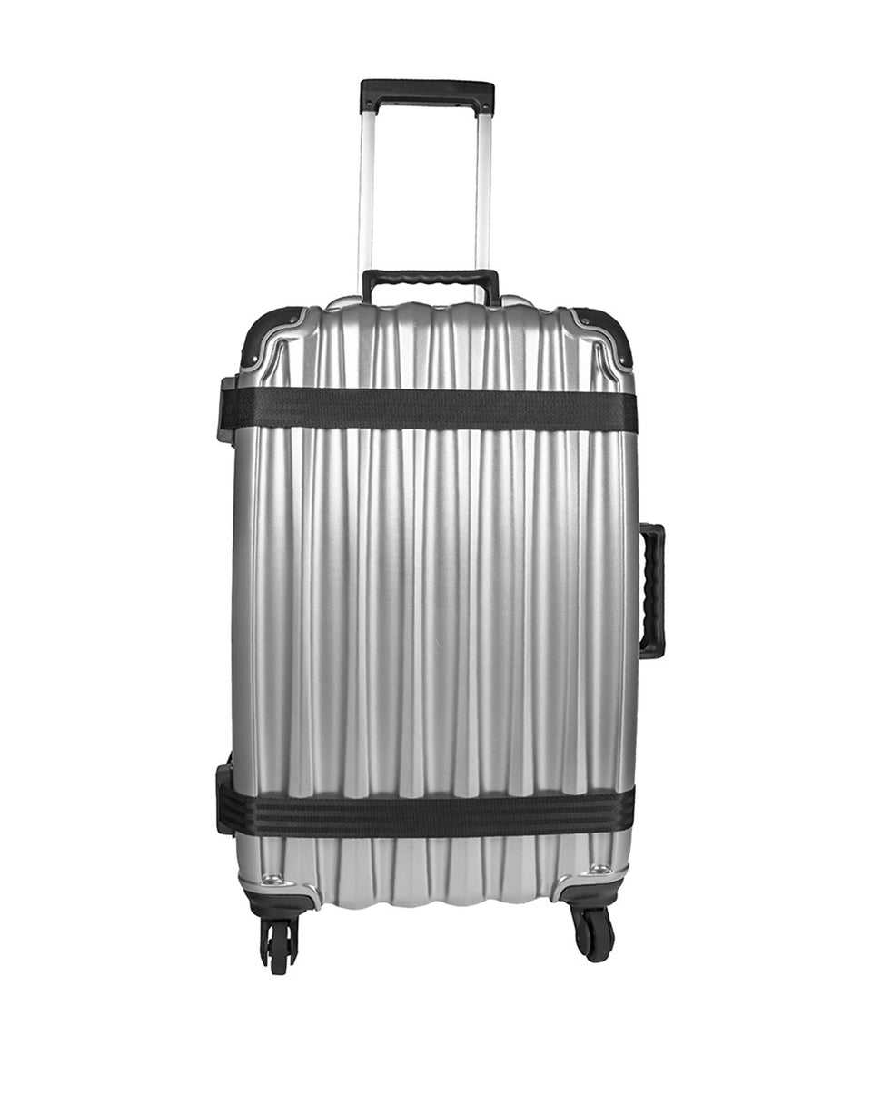 Load image into Gallery viewer, VinGardeValise Grande 05 Wine Suitcase (Silver)