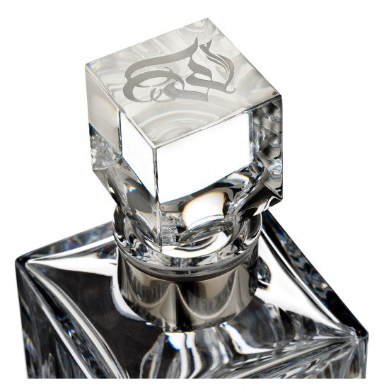 Load image into Gallery viewer, Waterford Lismore Evolution Decanter Square 25.3 Oz