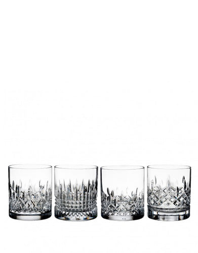 Waterford Lismore Evolution Dof 12 Oz Set