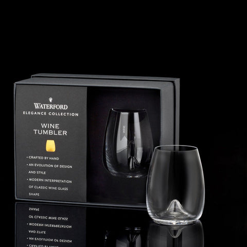 Load image into Gallery viewer, Waterford Elegance Stemless Wine Set