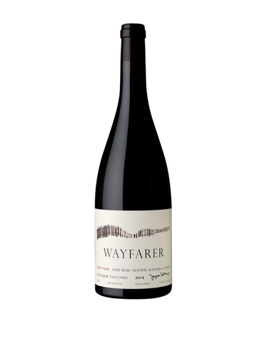 Wayfarer Fort Ross Seaview Golden Mean Pinot Noir 2014