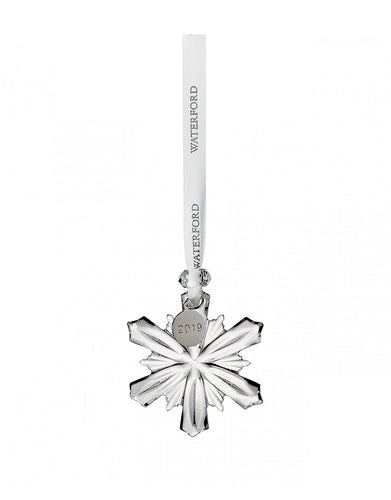 Waterford 2019 Mini Snowflake Ornament