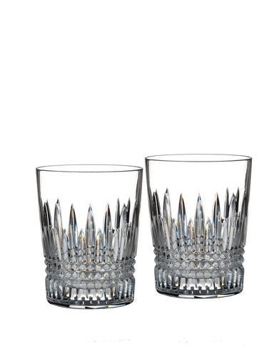 Waterford Lismore Diamond Tumbler Pair