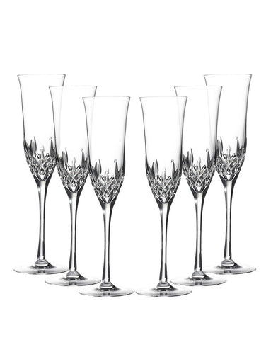 Waterford Lismore Essence Flute Set