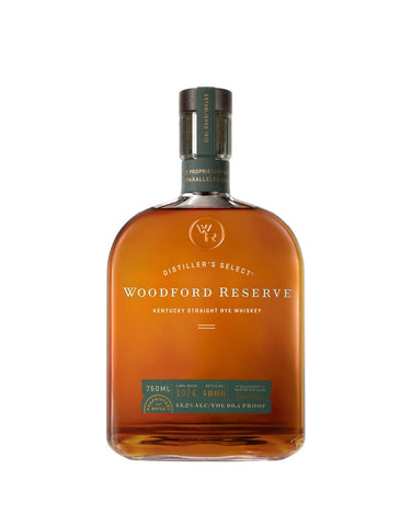 Woodford Reserve® Kentucky Straight Rye Whiskey