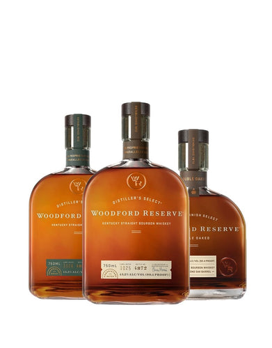 Woodford Reserve Club (3 Bottle Subscription)