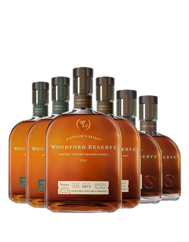 Woodford Reserve Club (6 Bottle Subscription)