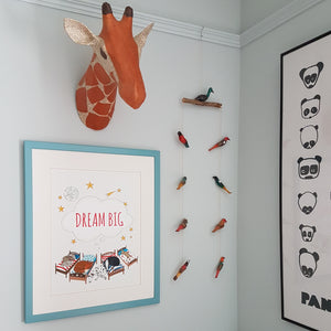 Dream Big print