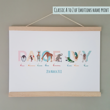 Load image into Gallery viewer, Personalised Name Print Gift set