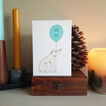Load image into Gallery viewer, Pack of 6 Christmas cards (Robin & Polar Bear)