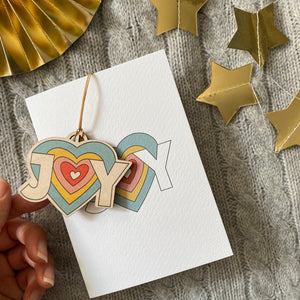 JOY decoration & card