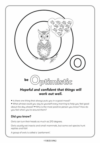 Downloadable Letter O Worksheet