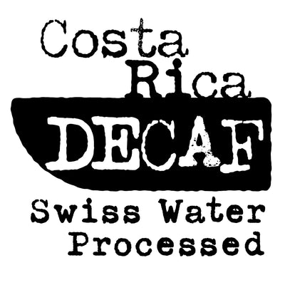 Costa Rica Decaf, Swiss Water Processed
