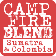Campfire Blend, Sumatra/ Colombia