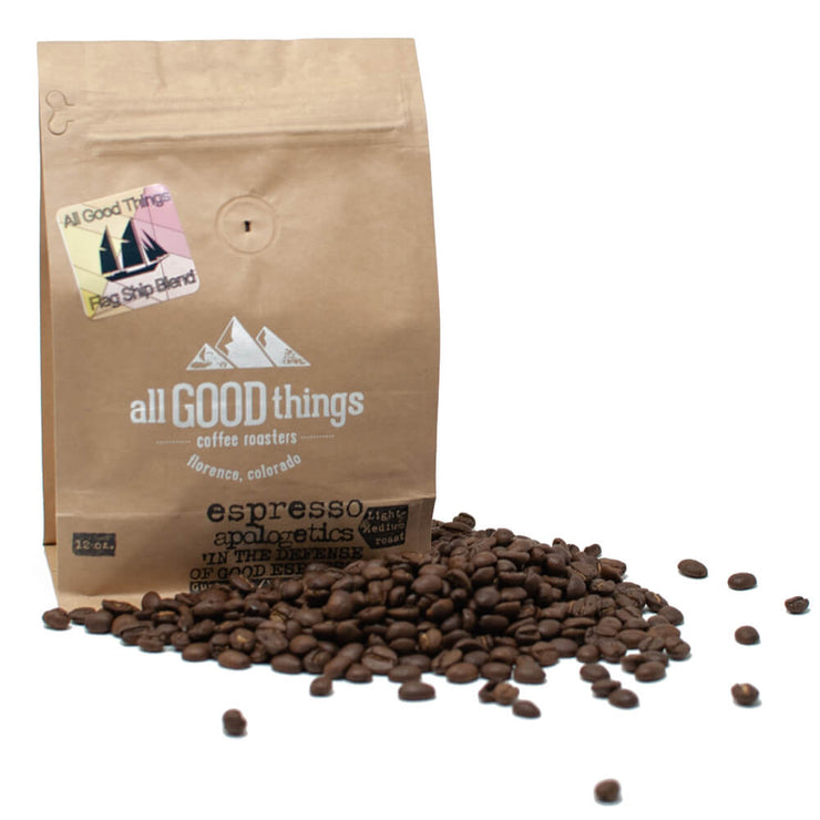 Espresso Apologetics, 'In the Defense of Good Espresso', Light-Medium Roast, Guatemala/ Nicaragua/ Costa Rica, Coffee Bag with Whole Beans