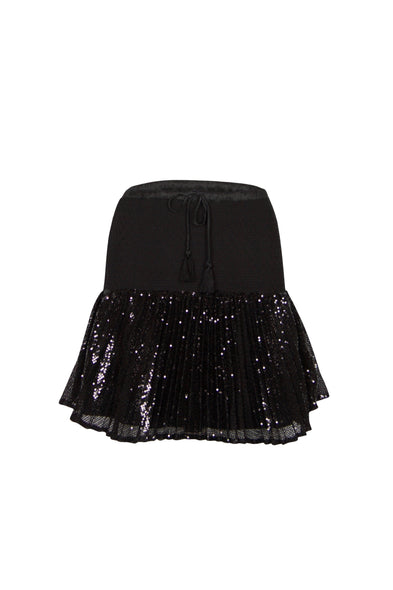 Smoke and Mirrors Short Skirt