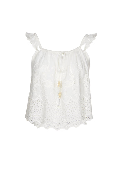 Annabelle Sleeveless Top
