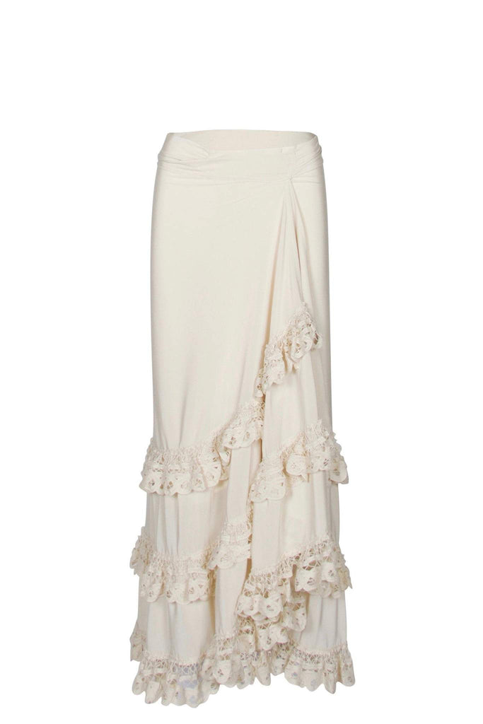 Hidden Love Wrap Skirt